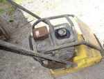 WP - 1550 Wacker Plate Compactor with Honda 5.5 Motor