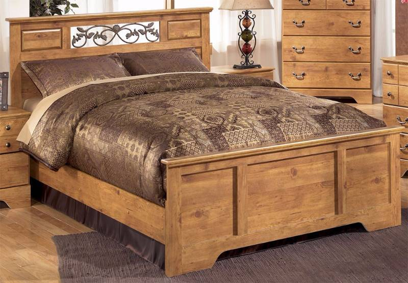 signature design by ashley bittersweet 4 piece panel bedroom set