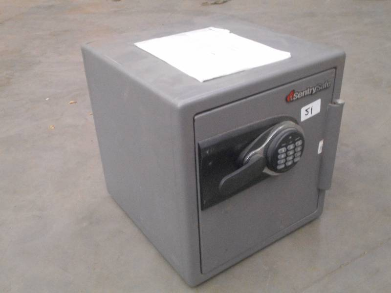 Sentry Safe Combination Floor Safe Loretto Equipment