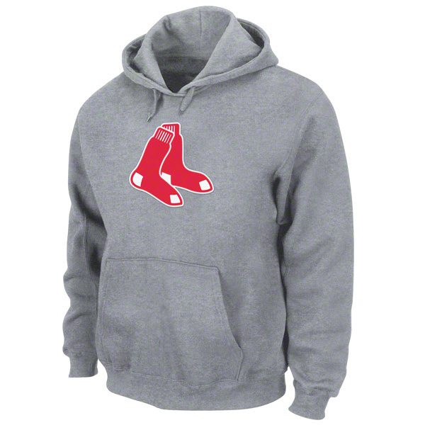 new style a0667 6fbbd Boston Red Sox Majestic Suedetek Sweatshirt - XL | New ...