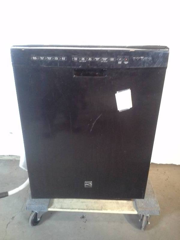Kenmore Dishwasher October Appliance Auction 1 K Bid