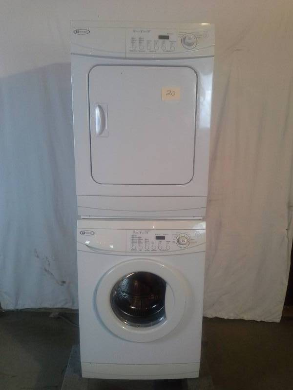 Maytag Stackable Washer And Dryer October Appliance