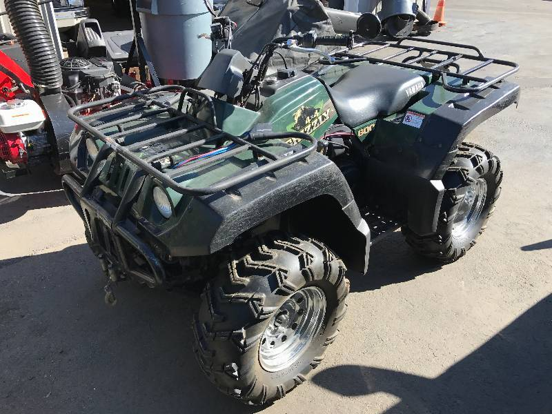 2001 yamaha grizzly 600 4x4 atv in savage minnesota by for Yamaha grizzly 600