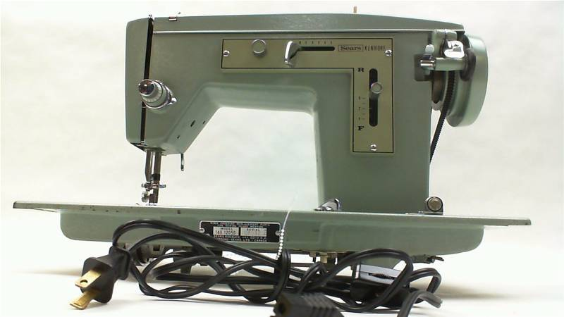 Vintage Sears Kenmore Sewing Machine Model 4040 Electronics Extraordinary Kenmore Sewing Machine Vintage
