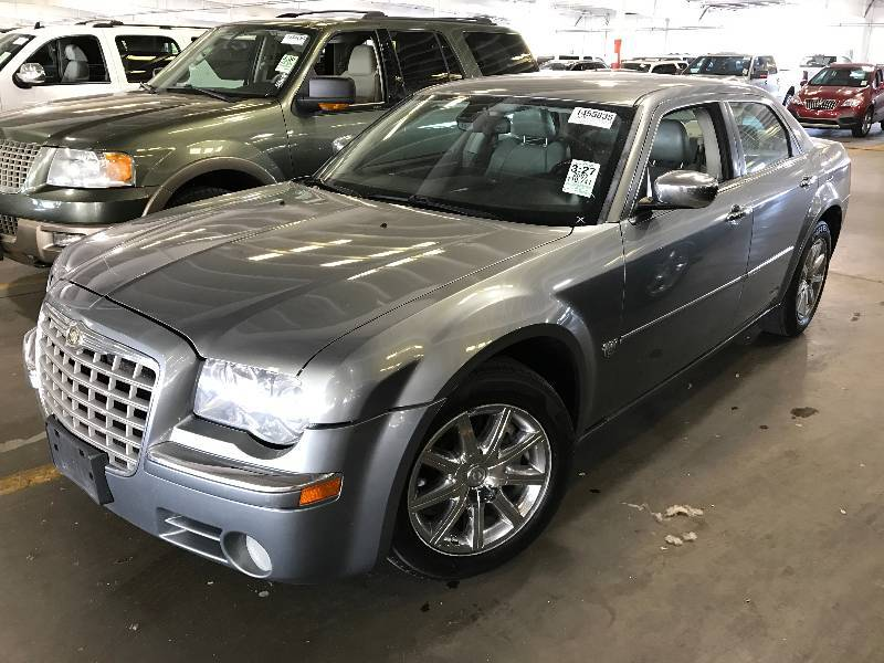 2007 chrysler 300c hemi car truck suv auction 79 k bid. Black Bedroom Furniture Sets. Home Design Ideas