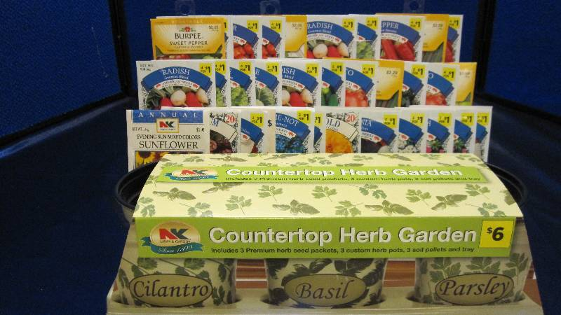 Countertop Herb Garden and Seeds to Spare Couponers Corner ...