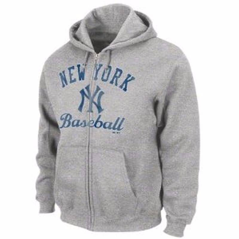 hot sale online 52062 f612e Majestic New York Yankees Bound for Glory Hoodie Sweatshirt ...