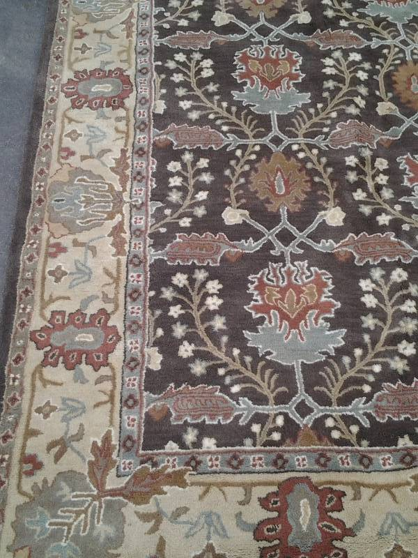 Pottery Barn Rugs 9x12.Kaleen Brandon Persian Area Rug 9x12 Top Of The Line From