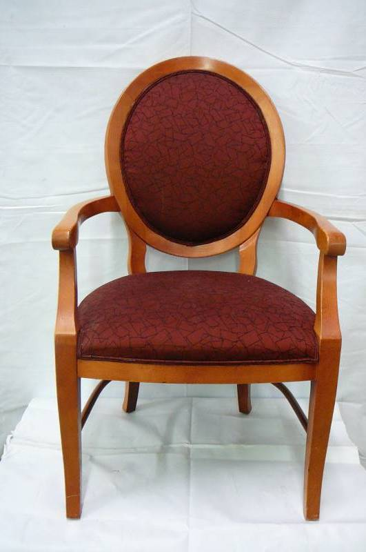 Chair hotel furnishings sale 432 k bid for Chair 9 hotel