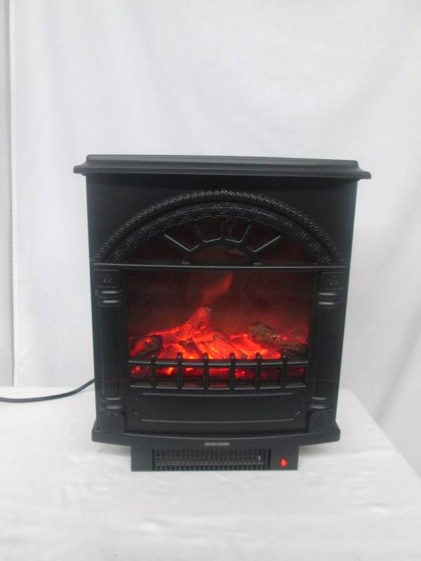 northwest freestanding electric log fireplace october