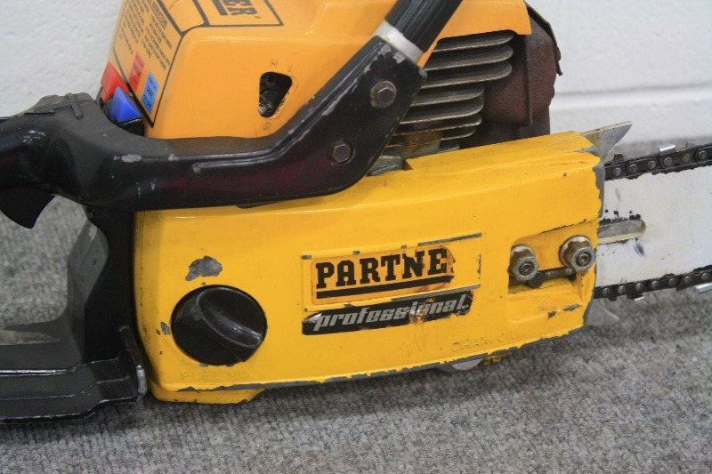 Partner P70 | Chainsaws Only Auction: Jonsered, Husqvarna