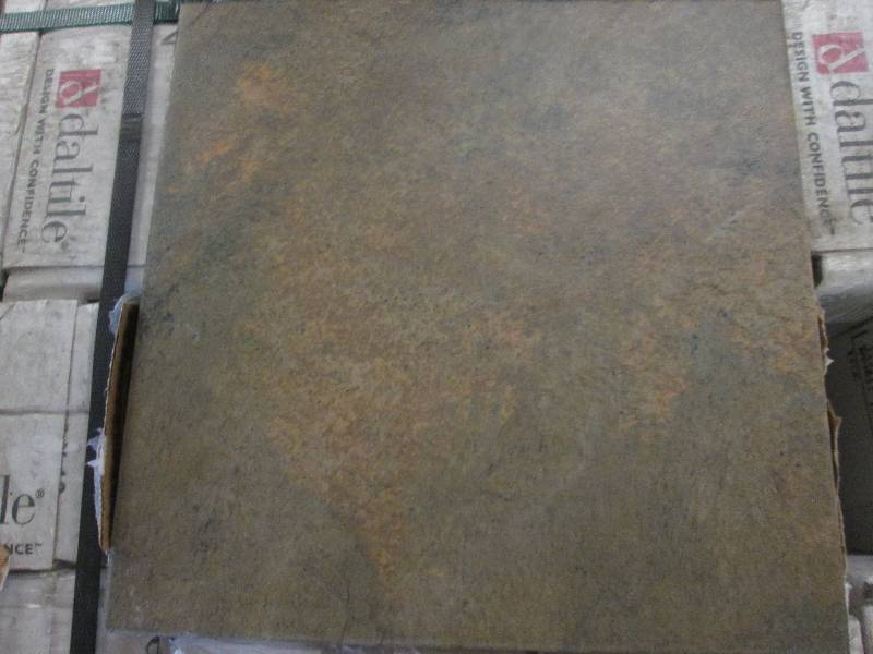 One Pallet 38 Cases Daltile Porce
