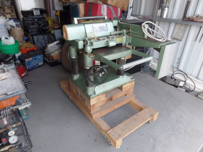 Hitachi Planer/ Jointer | ABI 342 Material Handling and