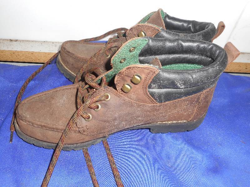 2887a0afb9c SZ 10 CANDIES LEATHER HIKING BOOTS | NEW , USED , ANTIQUE , VINTAGE ...