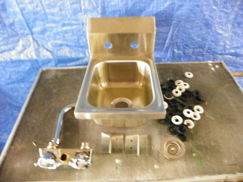 New Hand wash sink | November Consignment Auction | K-BID