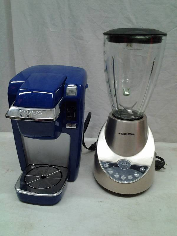 Black & Decker Blender, Keurig Coffee Maker NEW Toys, Seasonal, Sporting Goods, Collectibles ...