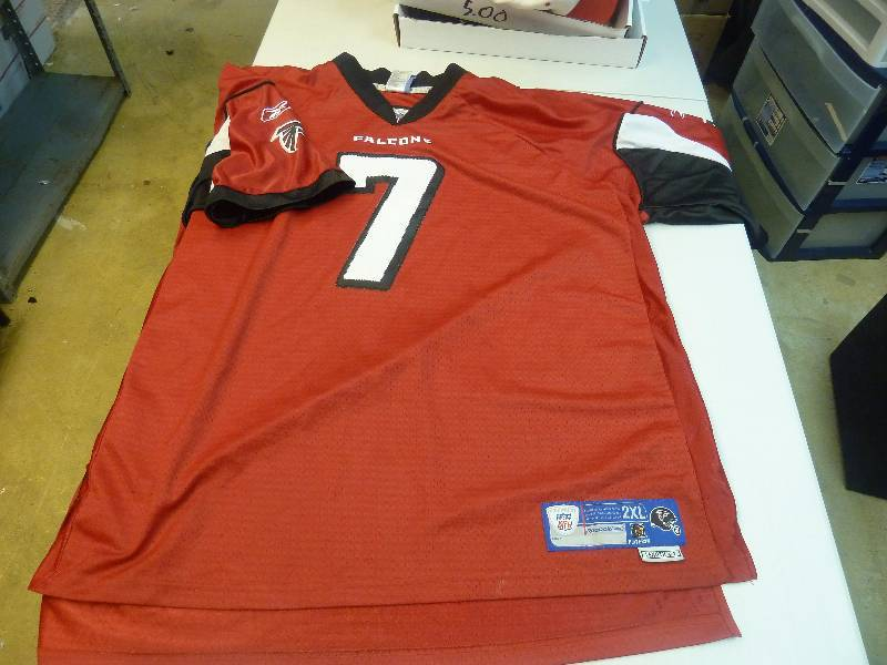 best service 0cd62 96758 Michael Vick Authentic Replica Jersey | October Consignment ...