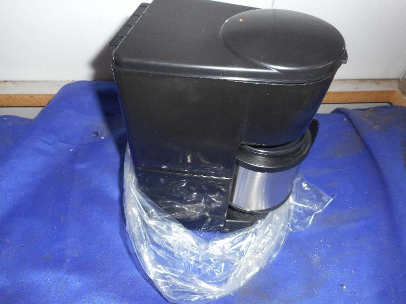 Handleiding Daalderop Professional Coffee Maker : ROAD PRO COFFEE MAKER AND CUP NEW , USED , VINTAGE, HOUSEHOLD , GARAGE , A LITTLE BIT OF ...