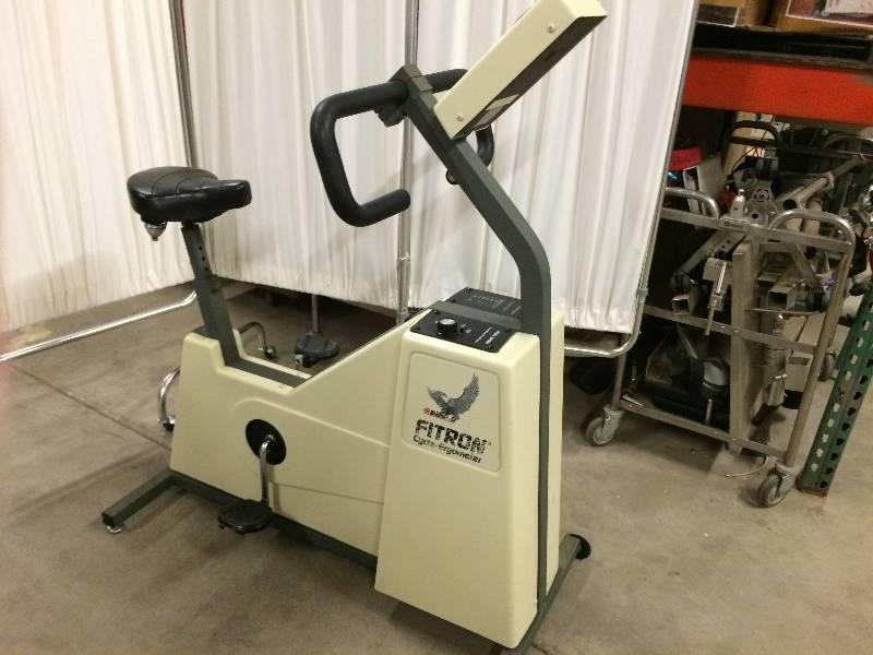 Cybex Fitron Cycle-Ergometer Physical Therapy Staitionary
