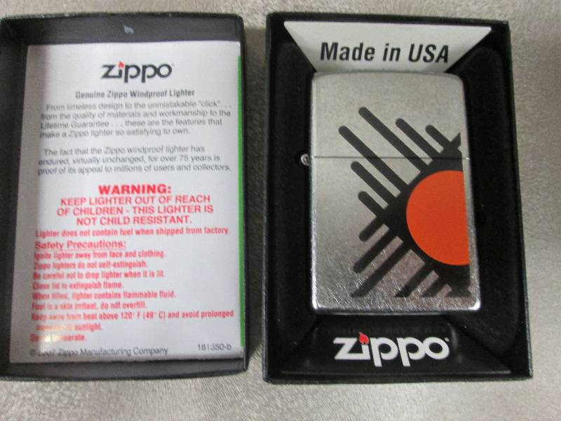 Zippo Lighter    | Store Inventory Liquidation! Watches