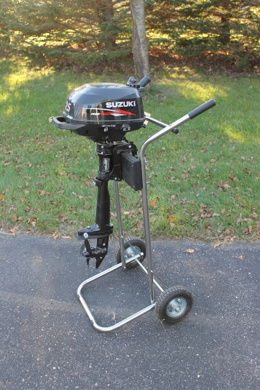 Suzuki 2 5 Hp Df2 5 Outboard Motor Contractor Estate