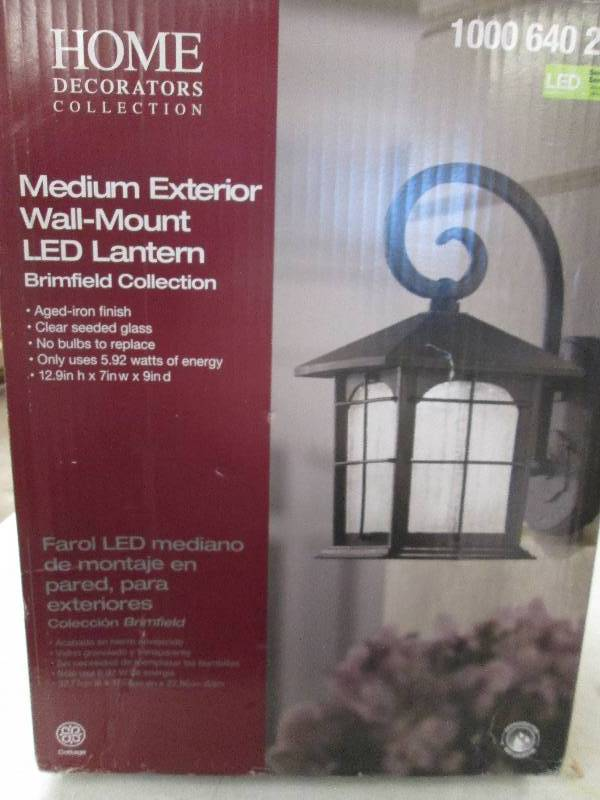 Home Decorators Collection Medium E Lighting Liquidation Led Bulbs Fixtures Lamps More