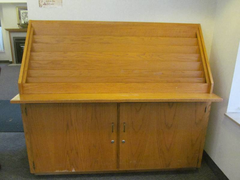 Media cabinet jax of benson sale 577 k bid for S f furniture willmar mn