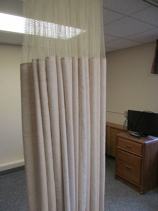 Room Divider Curtains Track Jax Of Benson Sale 577 K Bid