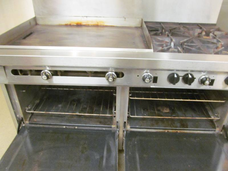 Commercial Kitchen Appliance Auction