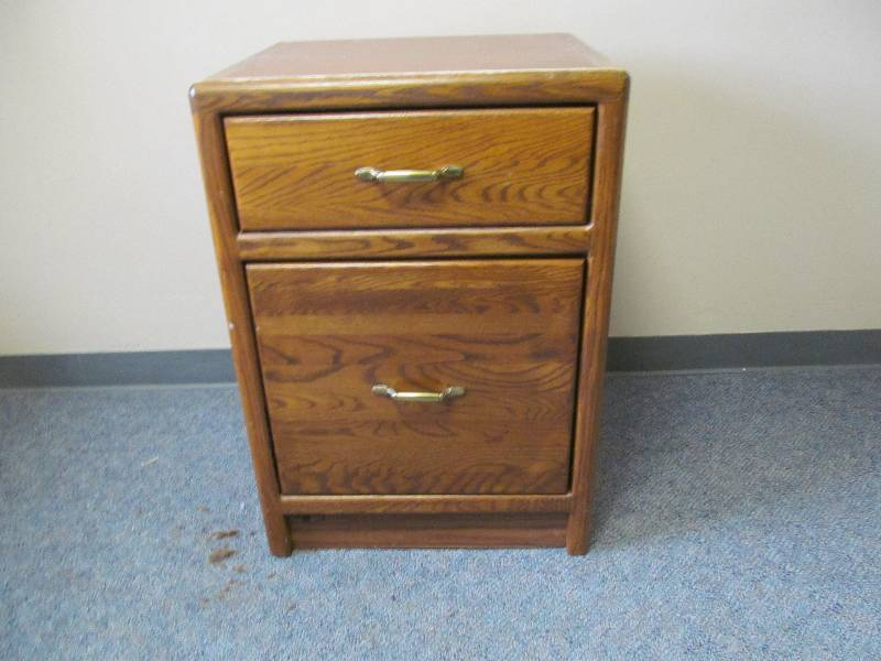 Night stand jax of benson sale 577 k bid for S f furniture willmar mn