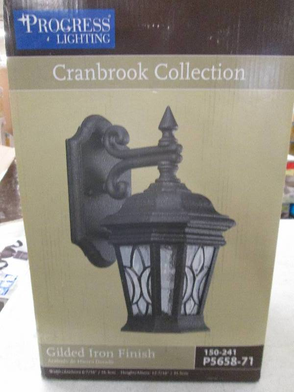 Progress Lighting Cranbrook Collect