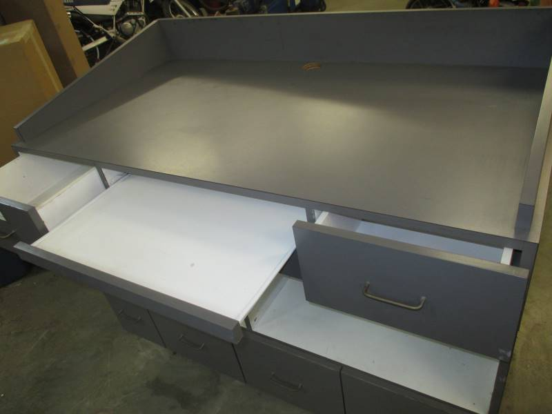 Service Writer Desk ~ Service writer s desk surplus automotive shop equipment