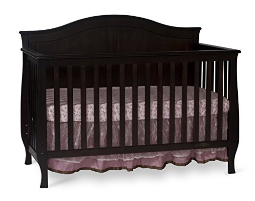 Child craft camden 4 in 1 convertible crib jamocha for Outdoor furniture hwy 7