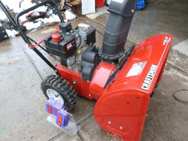 Craftsman Go Kart : Sns auctions go karts snowblowers