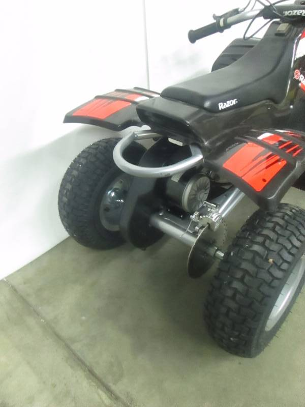 Razor Dirt Quad Electric Off Road Vehicle December Store