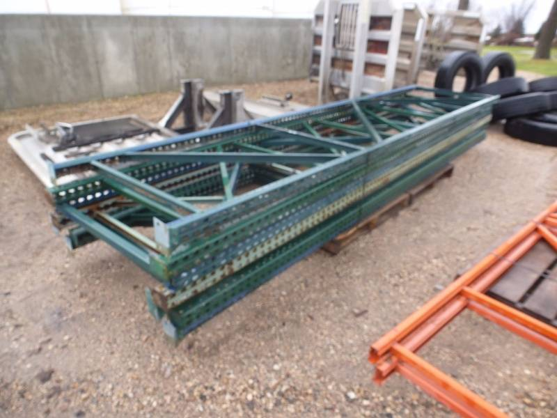 Pallet Rack Uprights | NCS Meixel Truck Parts 2016 | K-BID