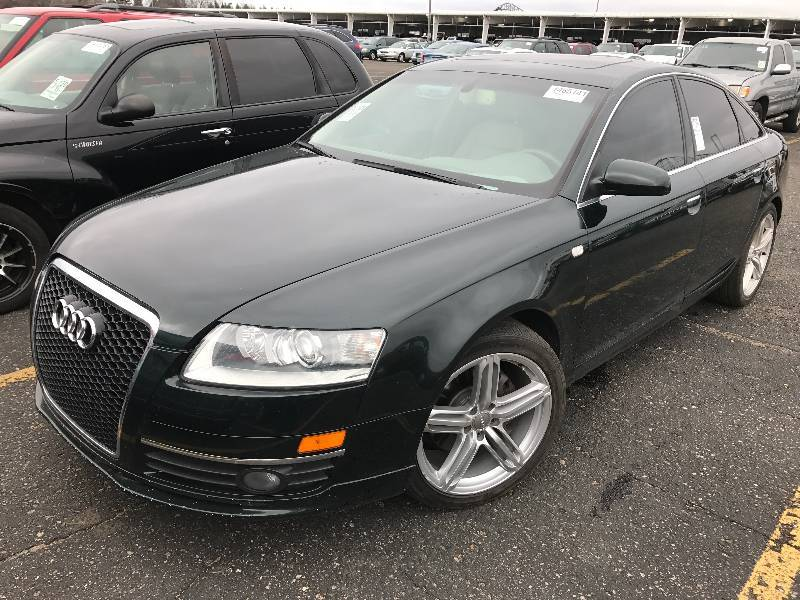 2005 audi a6 awd v6 3 2l car truck suv auction 87 k bid. Black Bedroom Furniture Sets. Home Design Ideas