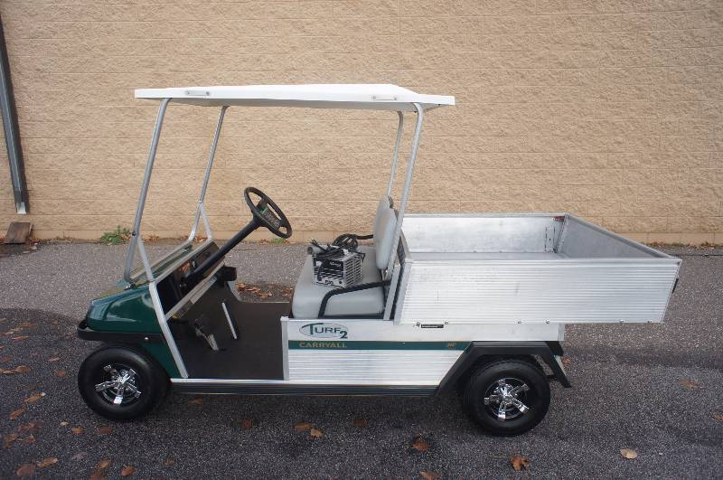 Lifted Club Car Turf