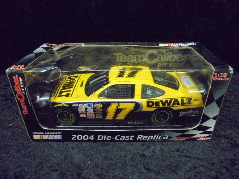 Team Caliber 1:18 Diecast - Dewalt #17 | NASCAR & Other Collectibles ...