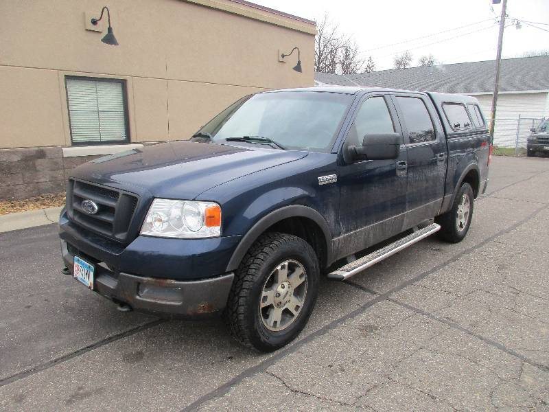 2005 ford f150 xlt 4x4 4 door 238 000 miles new. Black Bedroom Furniture Sets. Home Design Ideas