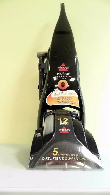 Bissell Proheat Clearview Plus Carpet Cleaner