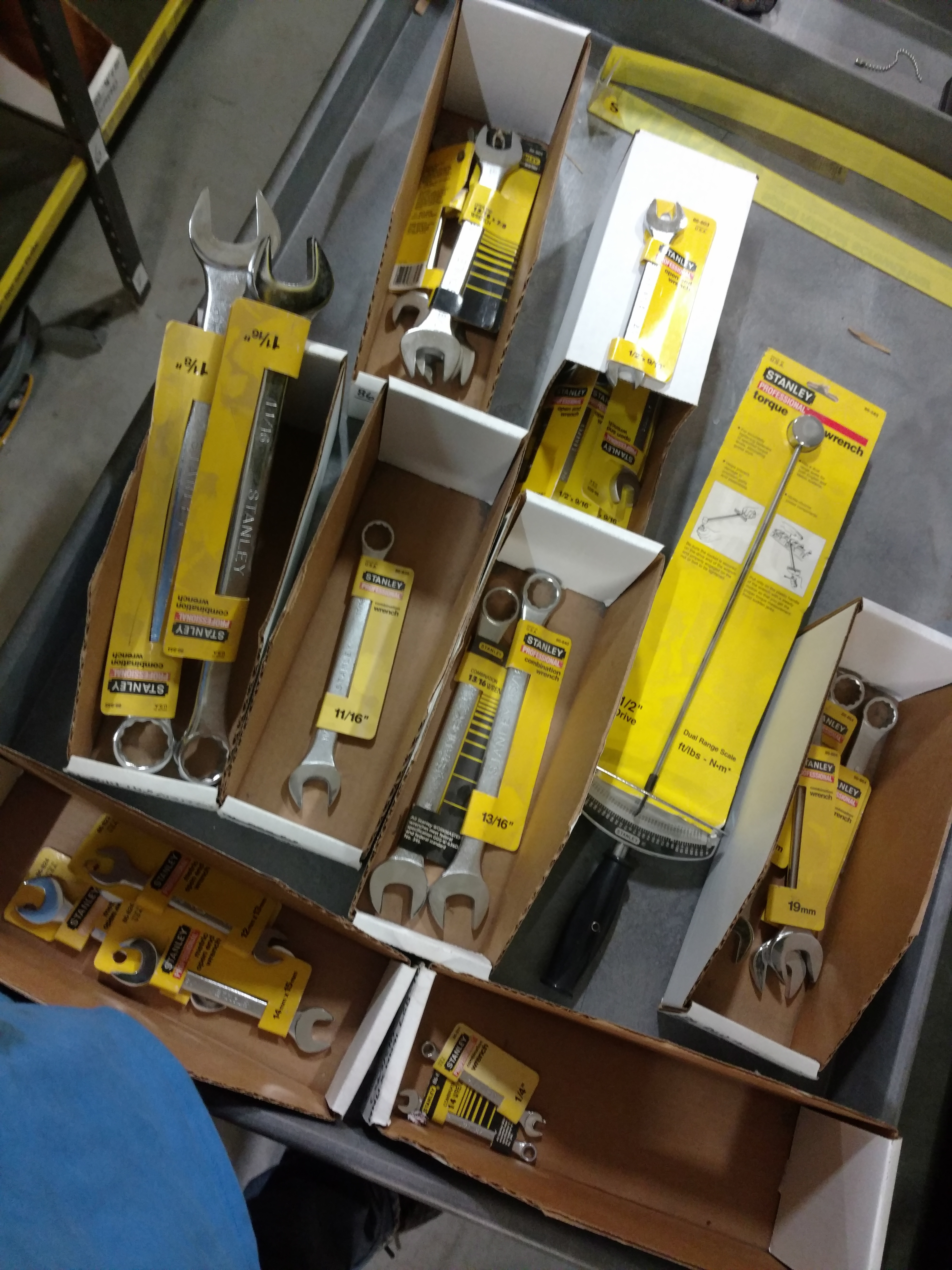 Stanley Tools Twin City Hardware Store Liquidation