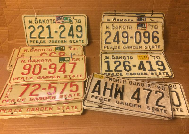Vintage antiqe and old in fargo north dakota by red for North dakota fishing license