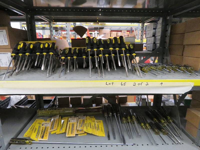 Stanley Tools Twin City Hardware Store Liquidation New