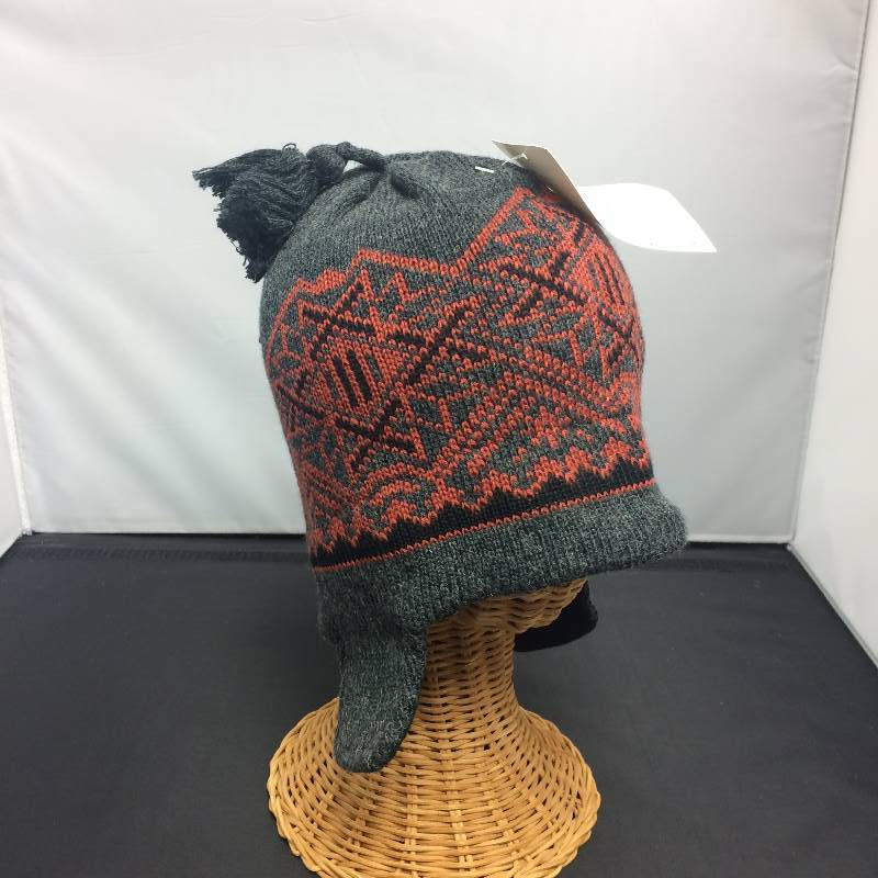 Knit Ski Hat w/ Ear Flaps Brand New, Mens and Womens Winter Hats ...
