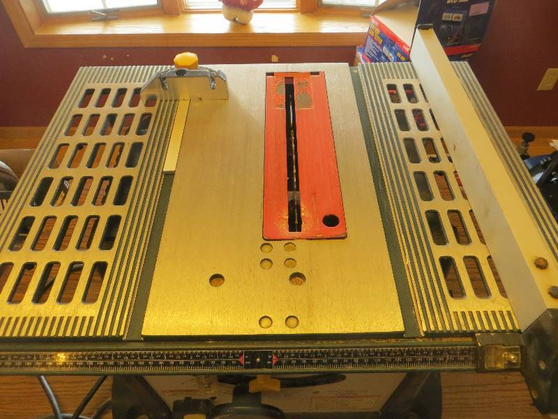 Benchtop Table Saw Tool Auction 1 K Bid