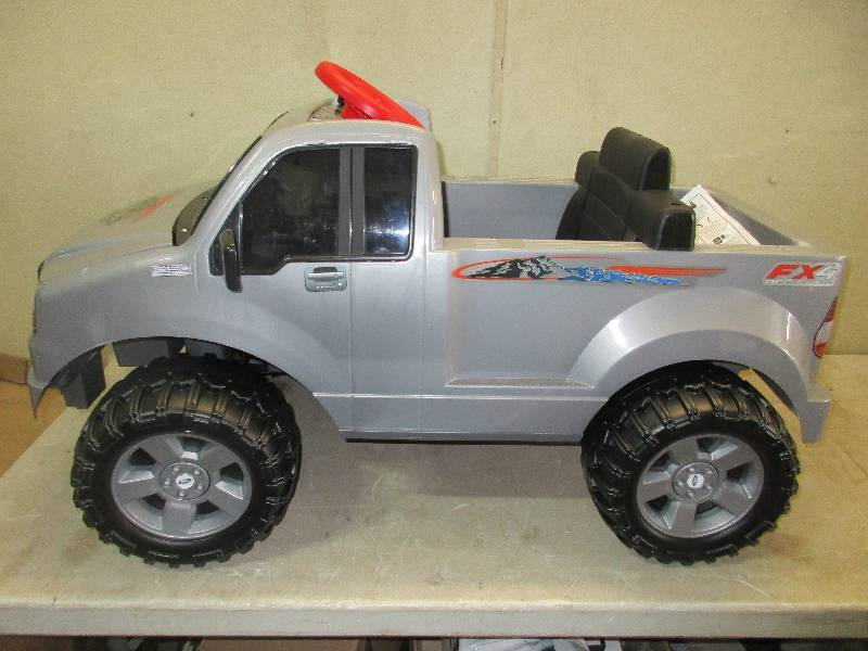 Ford F150 Fx4 6 Volt Power Wheel