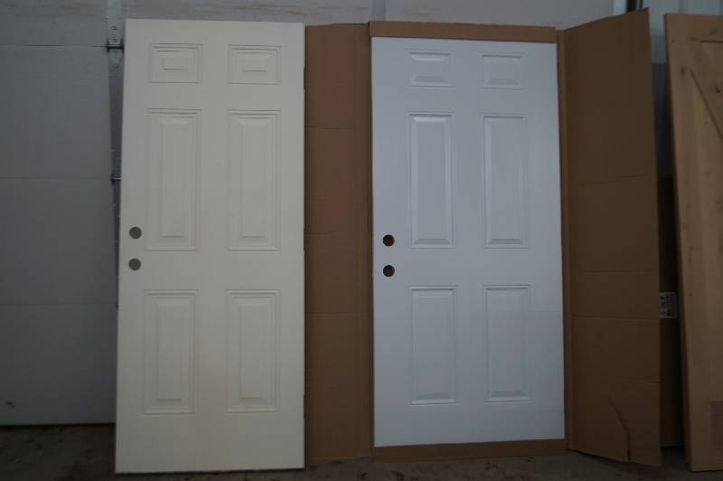 Exterior Door Slabs Moorhead Liquidation Old New Stock Doors Windows