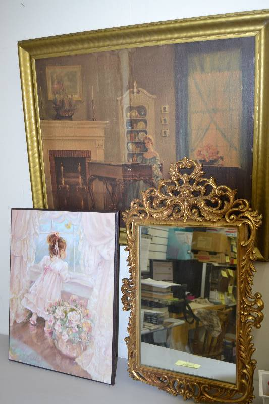 Home decor january auction 1 k bid for Home decorations for january