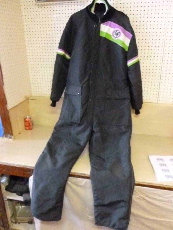 vintage arctic cat suit